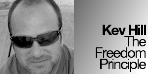 Kev Hill Dj | The Freedom Principle. Soulful Garage & House