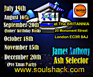 Soul Shack 2014 | Friends of Solar Radio