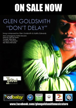 Glen Goldsmith Dont Delay _solarradio