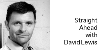 Straight Ahead with David Lewis